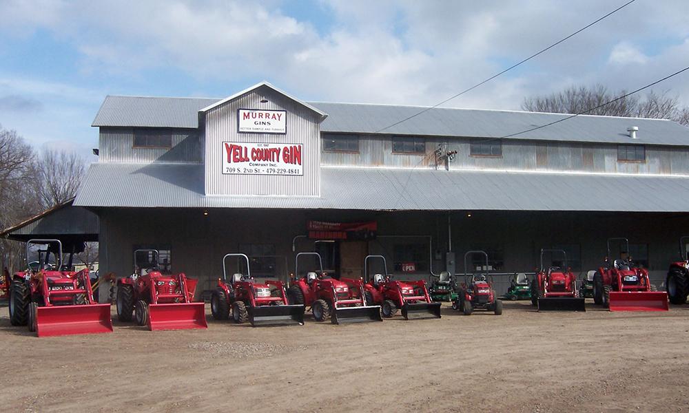 Yell County Gin Company