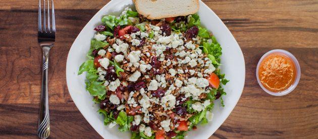 Raise your salad bar