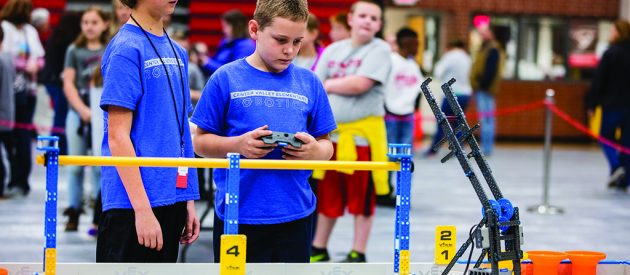 Transformers: Robotics competition is changing STEM education and communities for the better